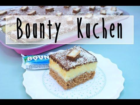 Bounty Kuchen Rezept Bounty Blechkuchen Selber Machen Einfach