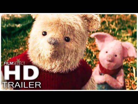 CHRISTOPHER ROBIN Trailer 2 (2018)