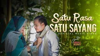 SATU RASA SATU SAYANG - Andra Respati feat. Gisma Wandira (Official Music Video)