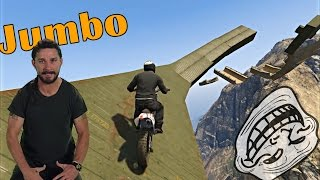 WORLD'S HARDEST BIKE CHALLENGE - GTA 5 (Funny Moments)