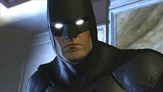 Batman: The Telltale Series Episode 1 Gameplay Walkthrough | FULL Episode 1 Realm Of Shadows