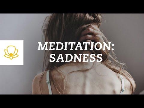Meditation for Depression & Sadness: Guided Mindfulness Meditation