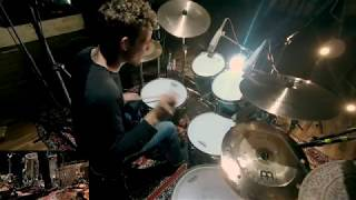 Modern Day Babylon - Timelapse ||| drum playthrough |||