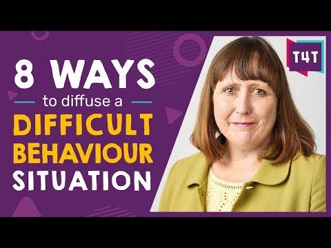 Classroom Strategies For Managing Difficult Behaviour