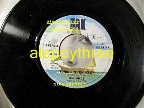 Kim Wilde - Tuning In Tuning On 45 rpm