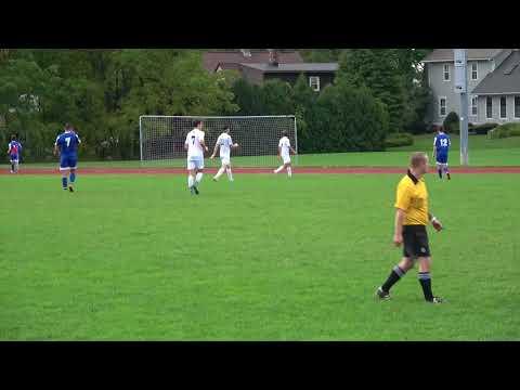 Amherst 2017 Boys Soccer vs West Springfield, 1st half. September 20, 2017.
