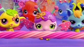 Lps Fairy Licorice Limbo Party Littlest Pet Shop Fairies Candyswirl Dreams Video Cookieswirlc