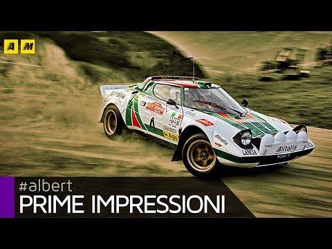Lancia Stratos HF | a bordo della leggenda dei rally. Che SOUND!