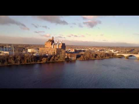 Downtown Springfield Massachusetts