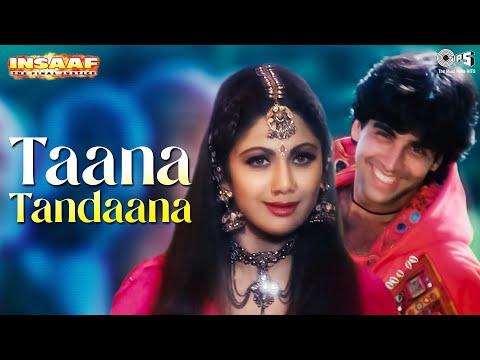 Desi Shilpa Shetty -Tana Tandana (Insaaf)  HQ