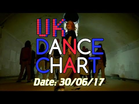 UK TOP 40 - DANCE SINGLES CHART (30/06/2017)