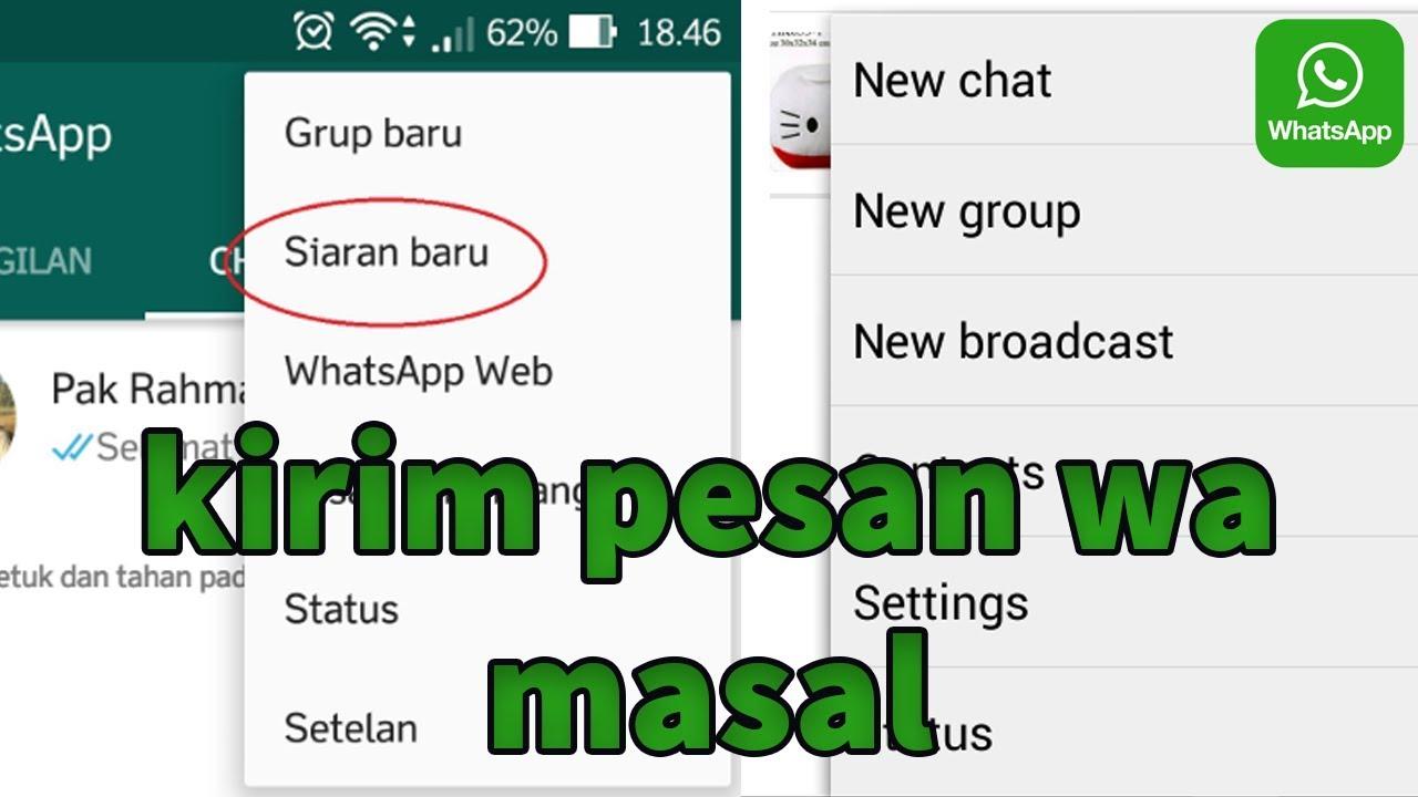 Cara Broadcast Di Whatsapp Web Edukasi Lif Co Id