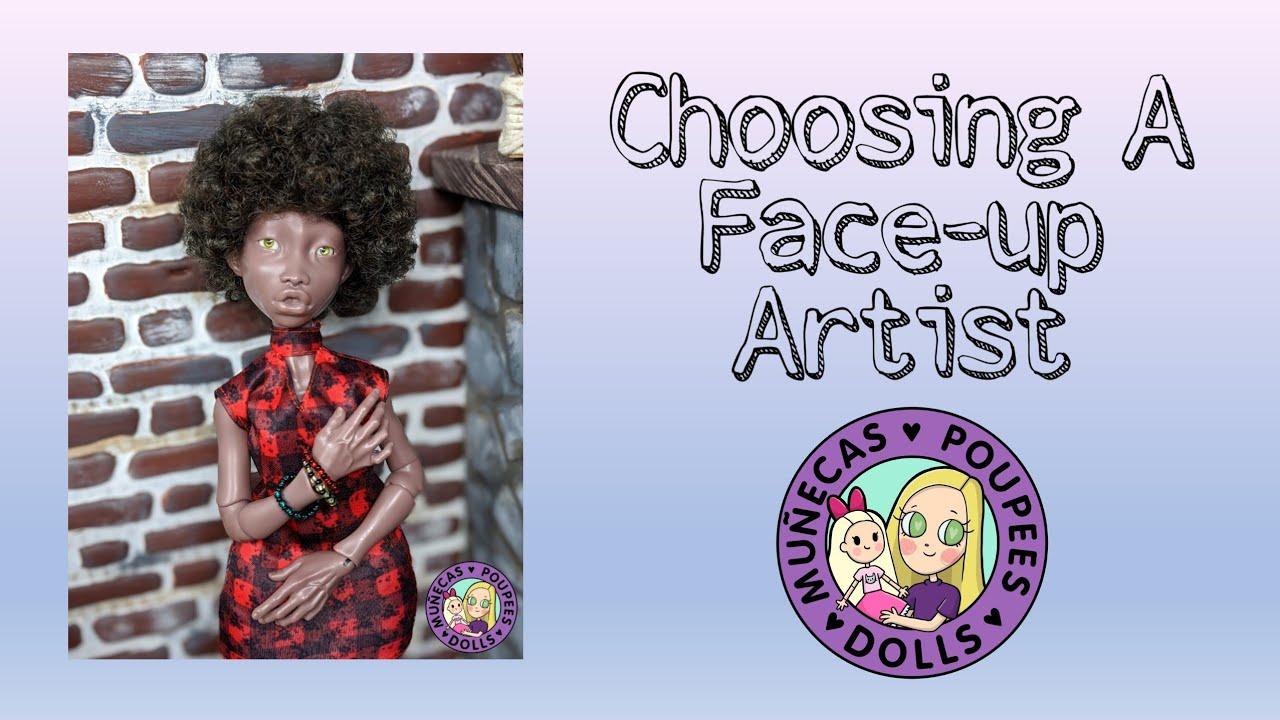 Choosing A Face-up Artist For Your BJD