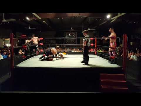Mike Gunner & Devin Cruise vs Karson Queen & Chris James 6/24/17