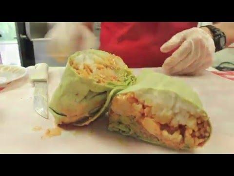 Sushi Burritos At Battatini's