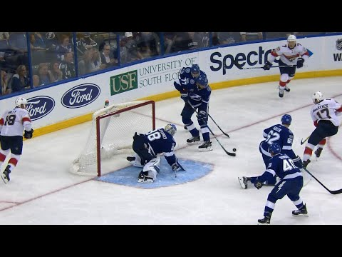 10/06/17 Condensed Game: Panthers @ Lightning