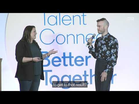 Dropbox Uses Talent Mapping To Fill Tough Roles | Erin Winkler & Phillip Clark | Talent Connect 2019
