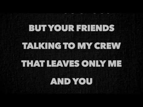 Trey Songz - Song Goes Off (Full Song Lyrics)