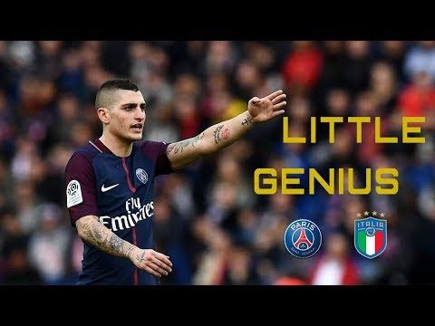 Marco Verratti - The Little Genius • Amazing Skills 2018/2019