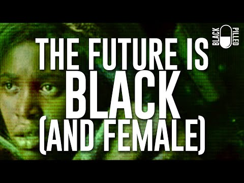 The Future is Black (and Female)