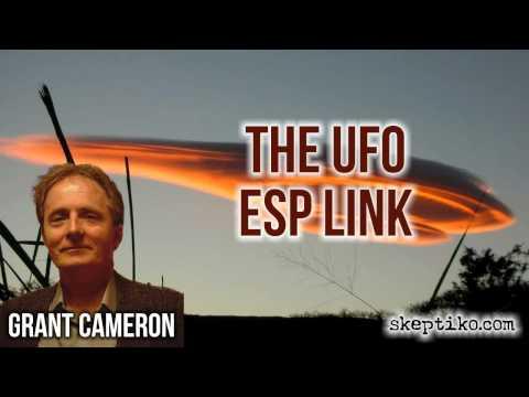 Grant Cameron, The UFO ESP Link - Skeptiko #179