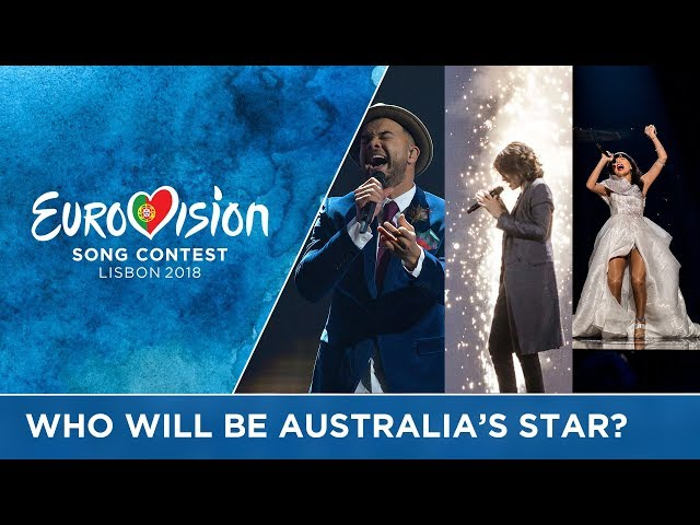 Who will be Australia's next Eurovision star?