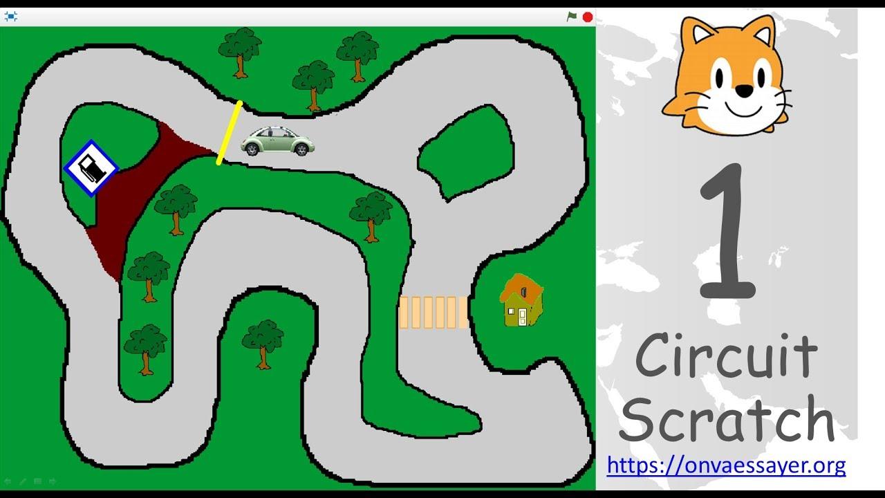 Scratch Circuit Voiture 1