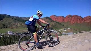Велотур по Киргизии: Северный Тянь-Шань