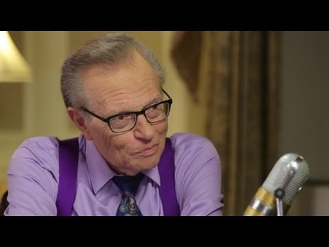 Forest Whitaker Asks Larry King To Share A Personal Story About Martin Luther King