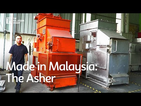 Made in Malaysia | This could solve waste management and kee
