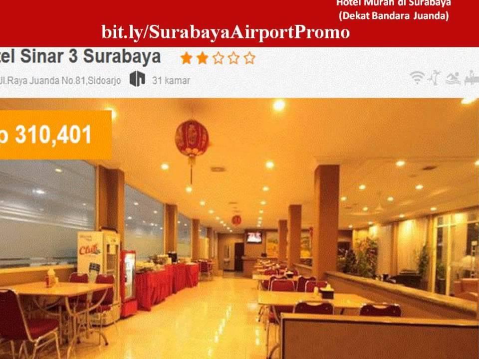 Hotel Murah Di Surabaya Dekat Bandara Airport