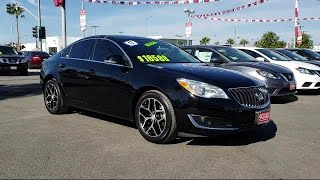 2017 Buick Regal Sedan Turbo Fremont  Milpitas  Hayward  San Jose