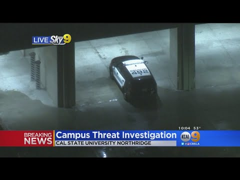 CSUN Investigating Reported Mass Shooting Threat On Campus