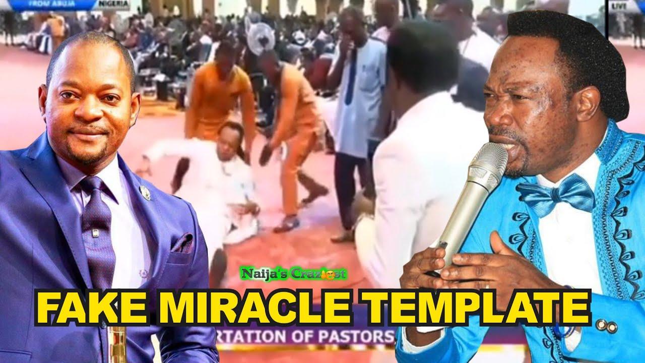 Download Desperate Prophet Joshua Iginla Copies Alph Lukau Miracle Acting Style