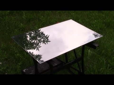 How To Sand and Polish Aluminum To Mirror Finish [Version 2.0]