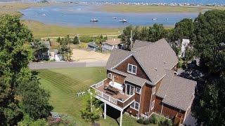 stunning waterview home in marshfield massachusetts
