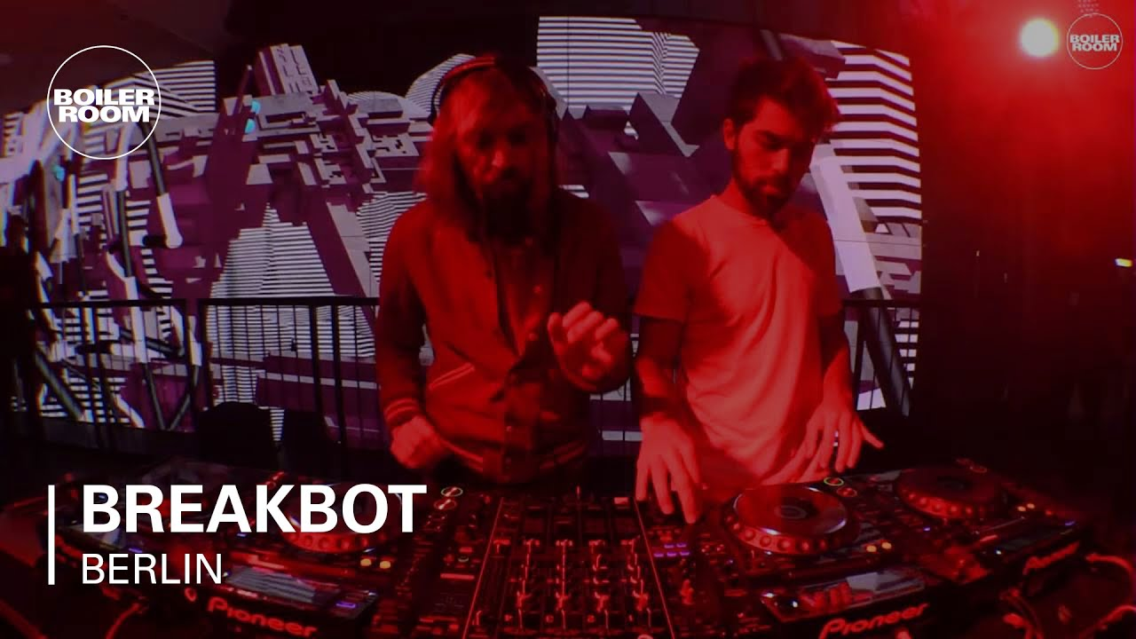Breakbot Boiler Room