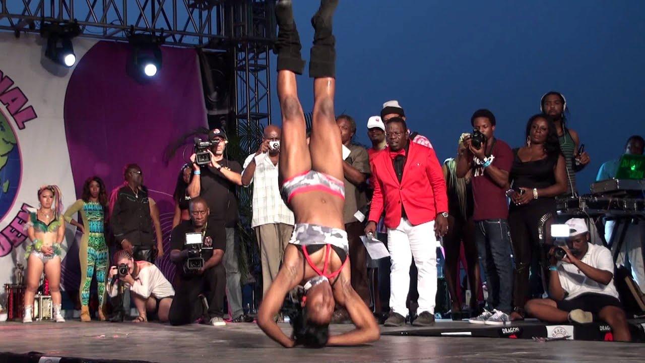 Jamaican strip clubs