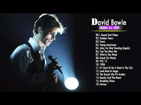 David Bowie Greatest hits Full Album - Best Songs Of David Bowie