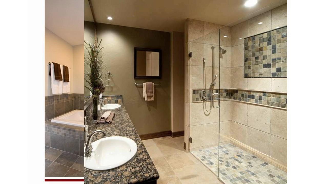 Badezimmer renovieren design ideen auf ein budget   YouTube