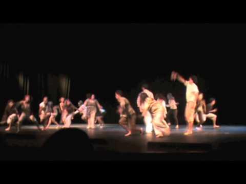 Academia Ballet&Cia 'Sonhos Roubados' Passo de Arte 2011