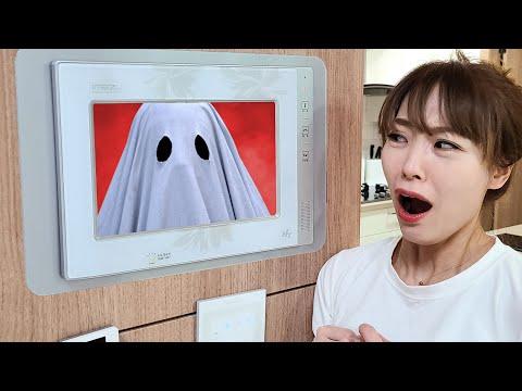 누구세요? 서은이 엄마의 띵동 초인종 소리 누구일까요? 귀신? 도둑? Who Rang The Doorbell? Seoeun Story