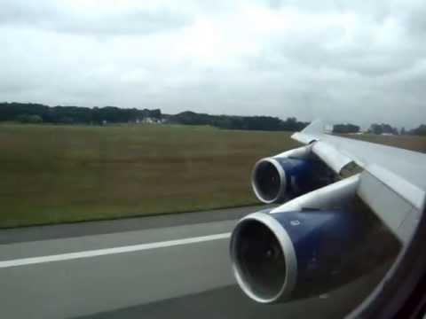decolagem/take off gru lhr 747 400 BA 19/03/2013