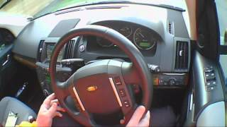 Land Rover Freelander 2.2 2010 Review/Road Test/Test Drive