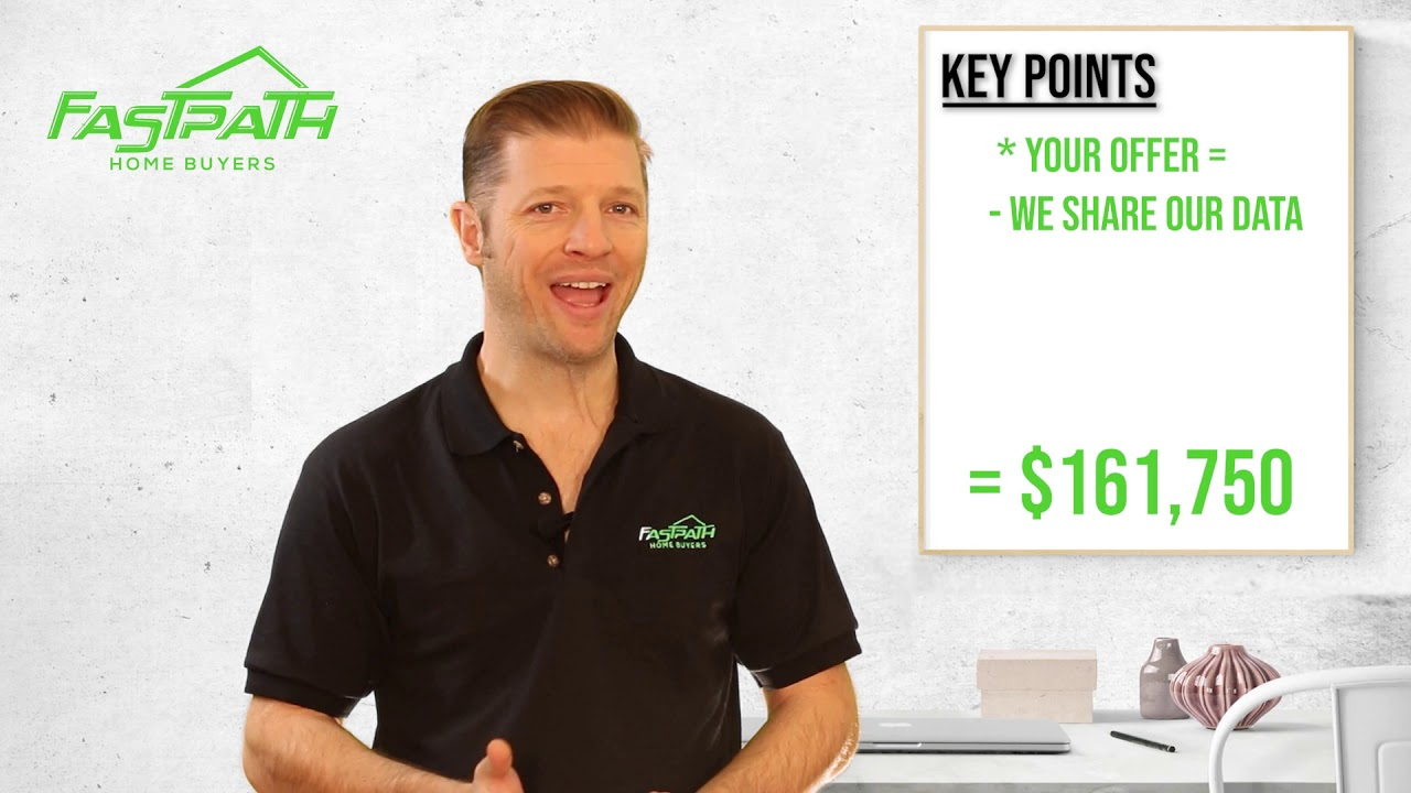 Video 6/6: Calculating How Much FastPath Will Offer For Your Property In MN Call 612 351 2384 Now.