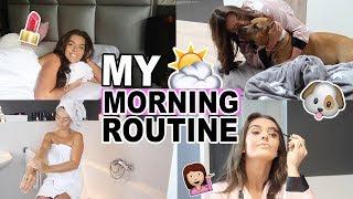 MY MORNING ROUTINE 2018! 💫 | Laura Ponticorvo