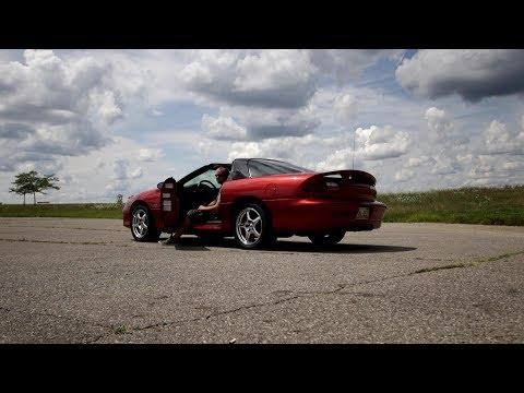 Rare 2001 Chevrolet Camaro SS/SLP
