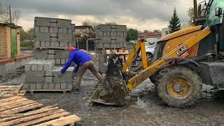Стройка склада в Тюмени