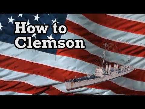 How to Clemson