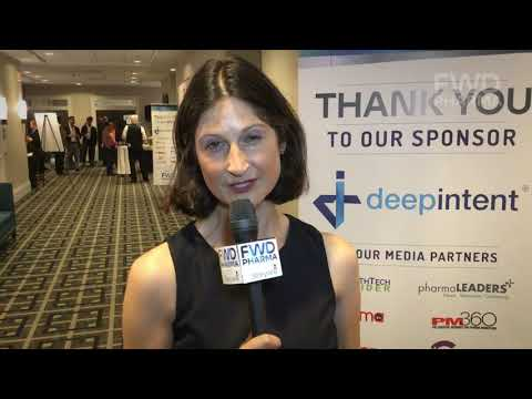 Erin Russell New York, NY General Manager,  - FWD Pharma Conference Interview